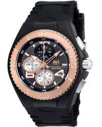 TechnoMarine - Women's Manta Ray Chronograph Sport Watch - Lyst