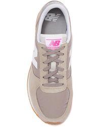 New Balance 220 Classic V1 Sneaker - Grey