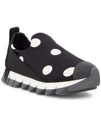 Dolce & Gabbana - Polka Dot Abiza Sneaker - Lyst