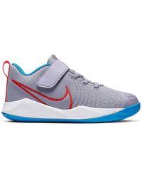 Nike Team Hustle Quick 2 Sport Sneaker - Multicolour