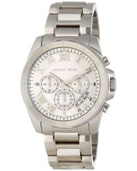 MICHAEL Michael Kors - Men's Brecken Bracelet Watch, 44mm - Lyst