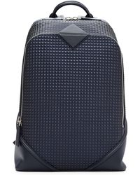 MCM Duke Tantris Backpack - Blue