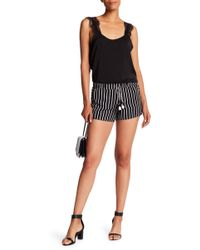 Analili - Caroline Striped Shorts - Lyst