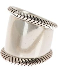 House of Harlow 1960 - Tambo Textured Ring - Size 6 - Lyst