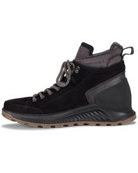 BareTraps Charles Waterproof Leather Lace-up Boot - Black