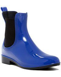 Nicole Miller | Suzy Rain Boot | Lyst