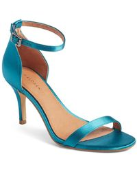 Halogen - Audrey Ankle Strap Sandal - Lyst