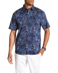 Tommy Bahama - Sarasota Sketch Shirt - Lyst