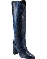 Marc Fisher Uday Boot - Blue