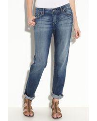 PAIGE - 'jimmy Jimmy' Stretch Jeans - Lyst