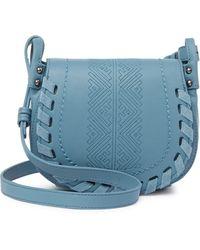 Lucky Brand - Wind Leather Crossbody Bag - Lyst