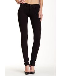 Silver Jeans Co. - Aiko Mid Rise Super Skinny Jean - Lyst