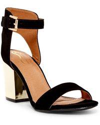 Elegant Footwear - Kioky Block Heel Sandal - Lyst
