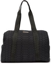 Aimee Kestenberg Sienna Large Duffle Bag - Black