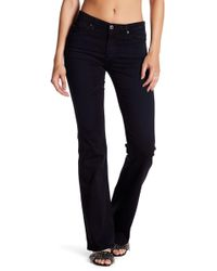 AG Jeans The New Angel Bootcut Jeans - Blue