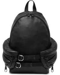 Alexander Wang Tourist Leather Backpack - Black