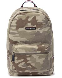 Tommy Hilfiger Alexander Camo Backpack - Multicolour