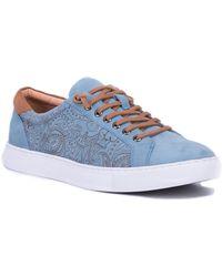 Robert Graham Lima Sneaker - Blue