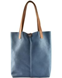 Kiko Leather - Seabu Tote Bag - Lyst