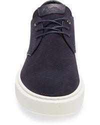 Good Man Brand Derby Hybrid Sneaker - Blue