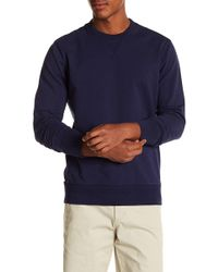 Michael Bastian - French Terry Pullover - Lyst