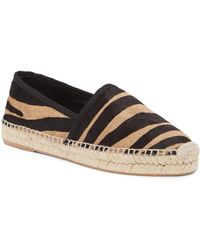 Marc Jacobs - Sienna Genuine Calf Hair Espadrille Flat - Lyst