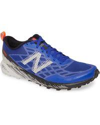 New Balance Summit Unknown Trail Running Shoe - Blue