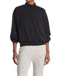 Lush Turtleneck Sweater - Black
