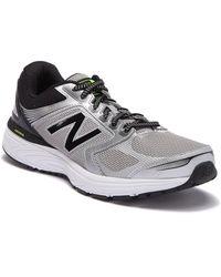new concept f7b94 fe148 New Balance Leather 580v4 Running Shoe for Men - Lyst
