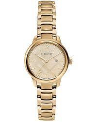 Burberry - Women's Bracelet Watch - Lyst