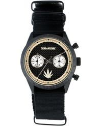 Zadig & Voltaire - Unisex Master Quartz Watch - Lyst