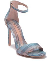 Call It Spring Dellmar Ankle Strap Sandal - Blue