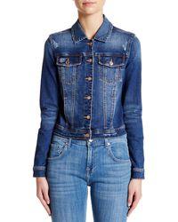 Kensie Forever Denim Jacket - Blue