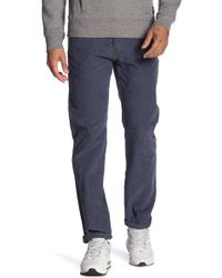 Levi's - 502 Ombre Blue Regular Tapered Pants - Lyst