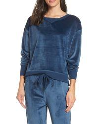 Honeydew Intimates Dream Queen Sweatshirt - Blue