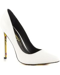Taylor Says Frenchie Pump - White