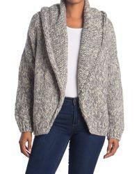 Line Alexandra Knit Sweater - Gray
