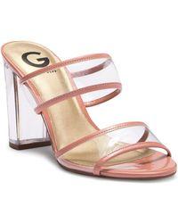 G by Guess - Brayla Mule Sandal - Lyst