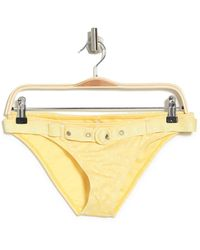 Billabong Sundipped Tropic Swim Bottoms - Yellow
