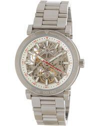 MICHAEL Michael Kors - Men's Halo Bracelet Watch, 43mm - Lyst