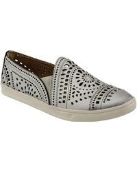 Earth - 'tangelo' Slip-on Trainer (women) - Lyst