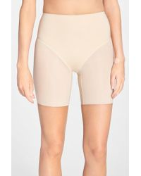 Wacoal - 'smooth Complexion' Mid Thigh Shaper - Lyst