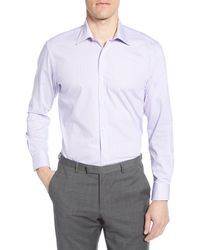 Ted Baker - Endurance Extra Slim Fit Stretch Solid Dress Shirt - Lyst