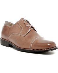Sandro Moscoloni - Bryan Cap Toe Derby - Extra Wide Width Available - Lyst