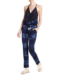 Young Fabulous & Broke - Chrissy Skinny Leg Jumpsuit - Lyst