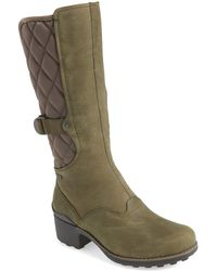 Merrell - Chateau Tall Waterproof Boot - Lyst