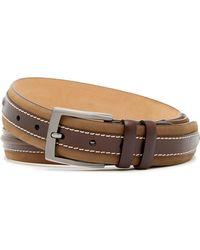 Mezlan - Nobok/parma Leather Belt - Lyst