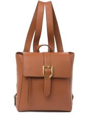 Cole Haan - Kayden Leather Backpack - Lyst