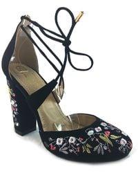 Elegant Footwear - Lindell Platform Heel - Lyst