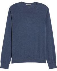 Vince - Crewneck Wool & Cashmere Sweater - Lyst